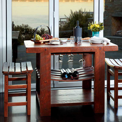 how to build kitchen cabinet recycled barrel stave tasting stool 16815 iwa wine 16815