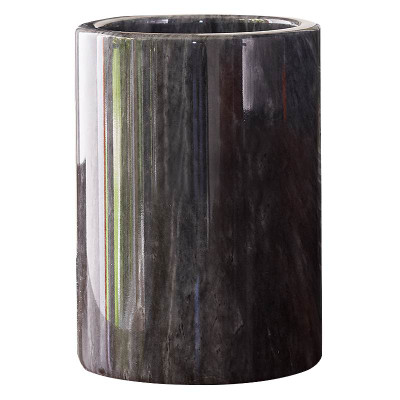 Personalized Marble Champagne Chiller Black 7339 Iwa