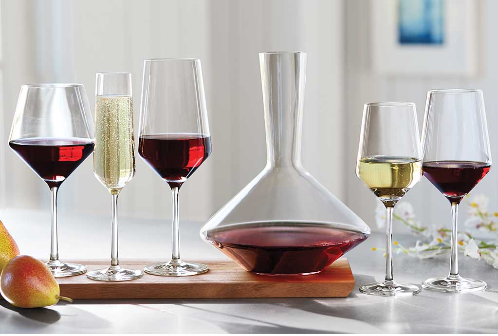 Glassware by Brand
