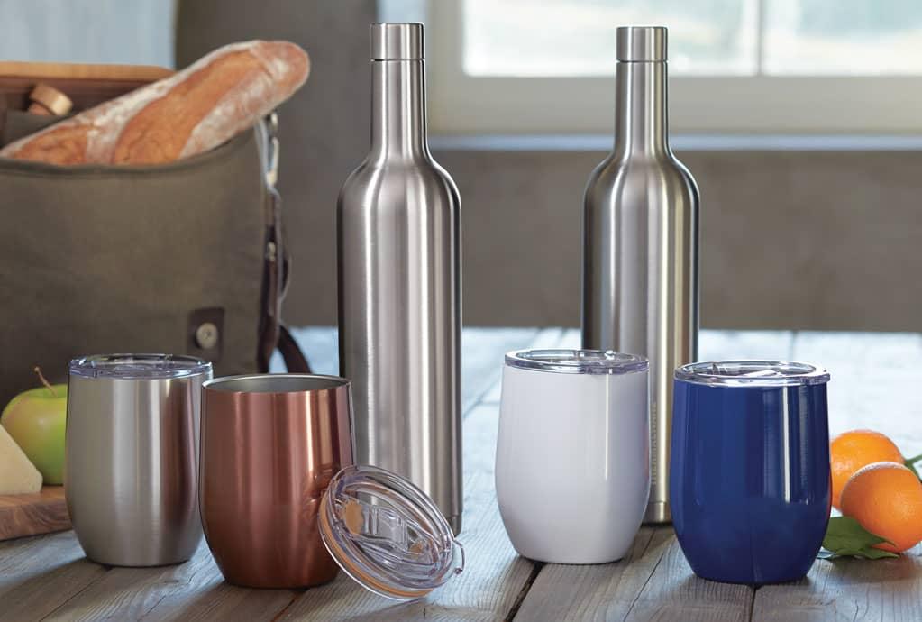 Travel Insulated Drinkware