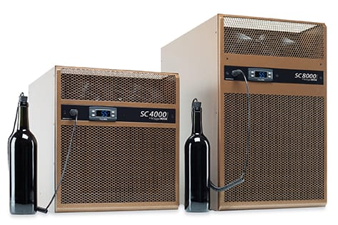 WhisperKOOL, Wine Cellar Cooling Units