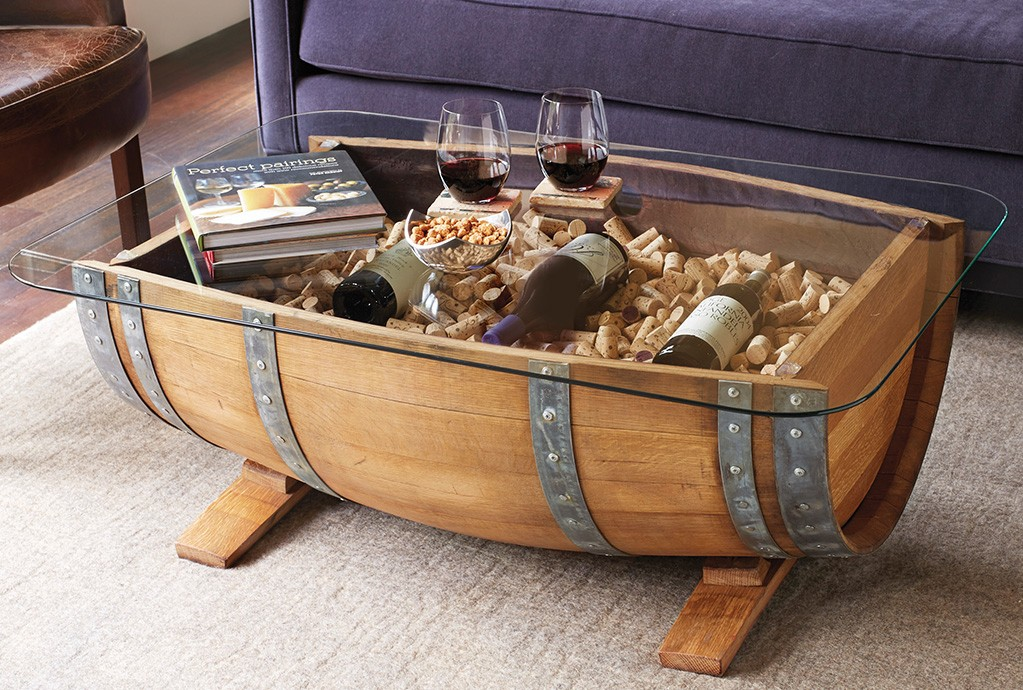metal cellar solid wine u oak racking furniture storage