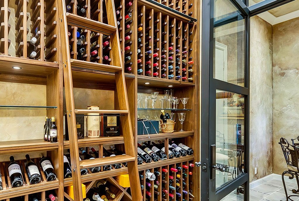 Wine Storage & Cooling