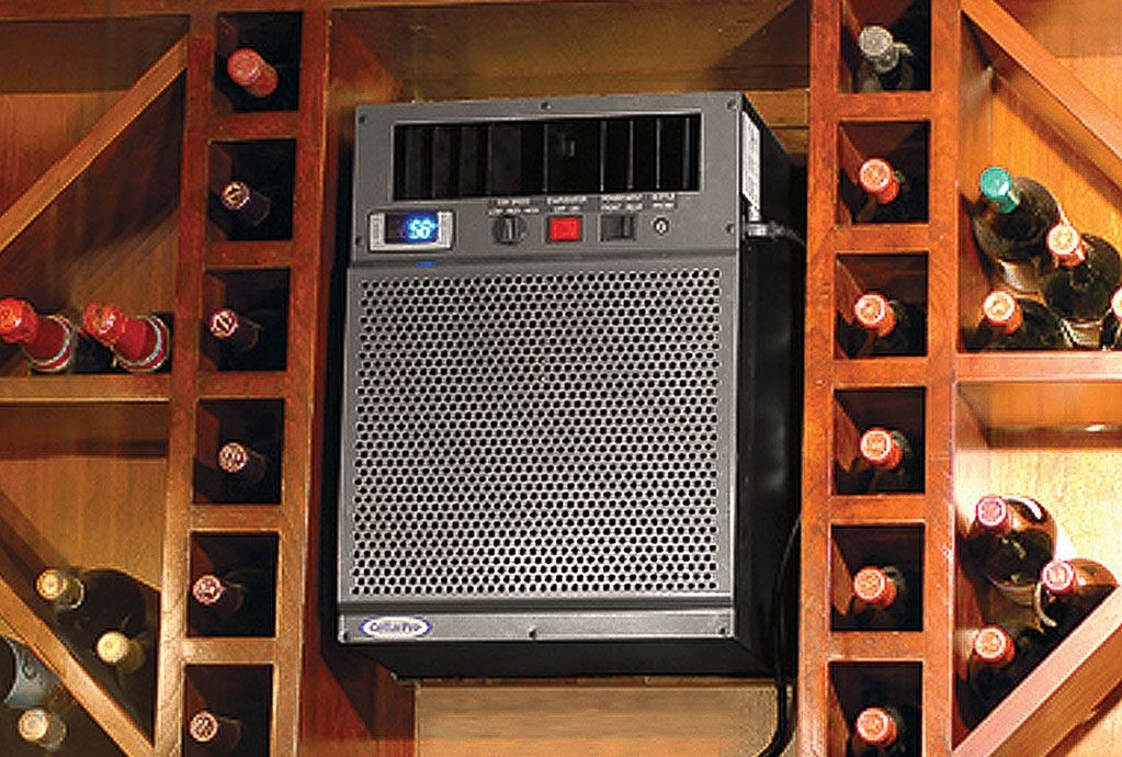 CellarPro Wine Cellar Cooling Units