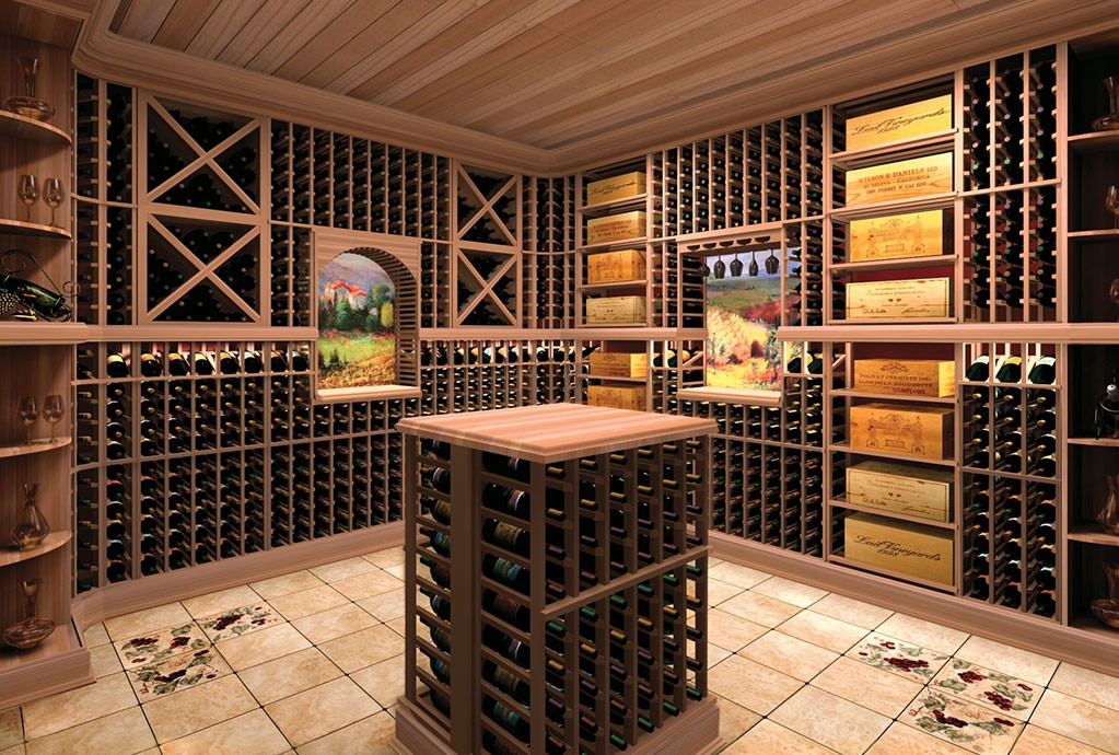 Vintner Wood Wine Racks