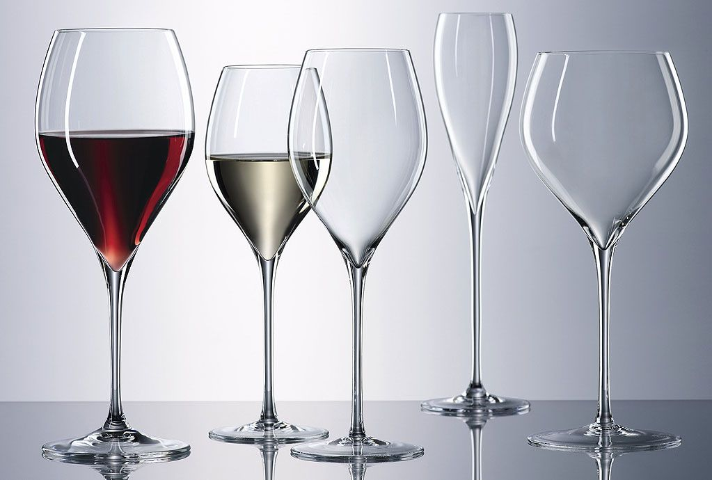 Spiegelau Wine Glasses