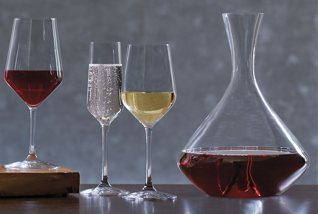 Stolzle Wine Glasses