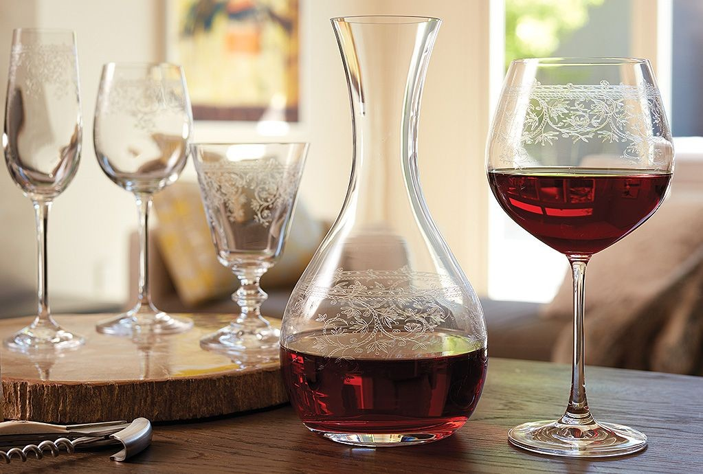 Lucca Wine Glasses