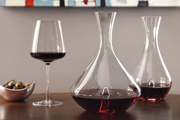 Stolzle Wine Decanters