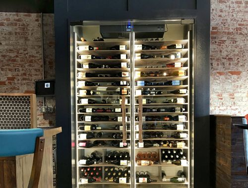 Wine Cooling System - Greenville, SC