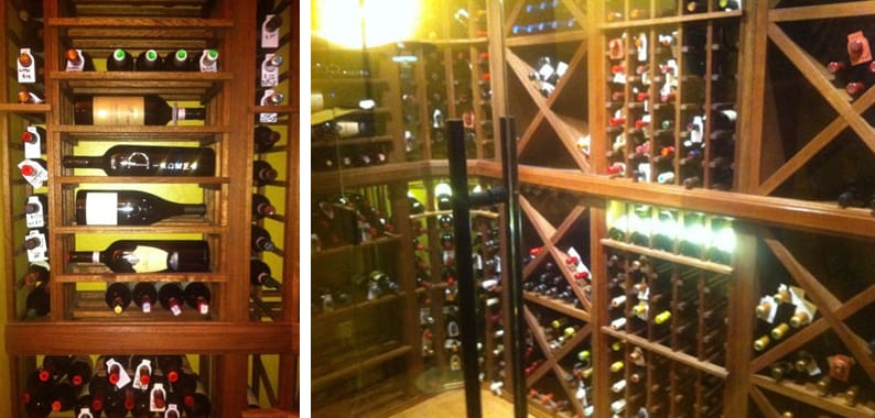 Westminster Colorado Wine Cellar Design Concealed Lighting