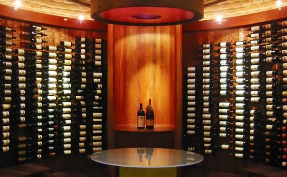 San Francisco Bay Area CA Custom Wine Cellars California Cellar - 32 amazing examples home wine cellars