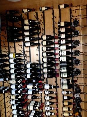 IWA Cellar Earthquake-Resistant Residential Wine Cellar