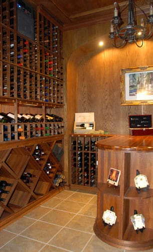 Beautiful Custom Wine Cellars You Can Show To Guests
