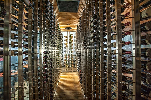 Nick & Sam's Restaurant Wine Cellar - Dallas, TX