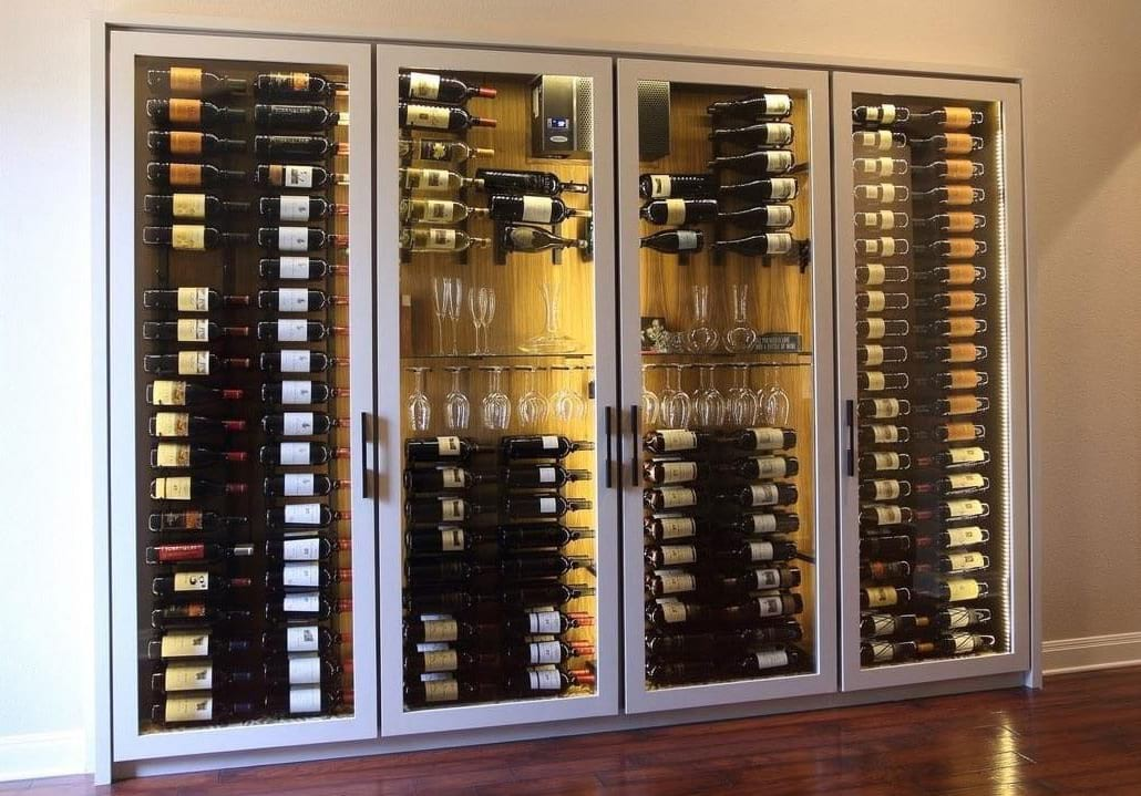 Image result for Wine Cabinet