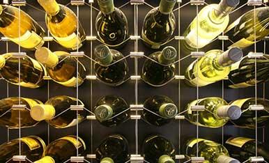 Metal Wine Cellar