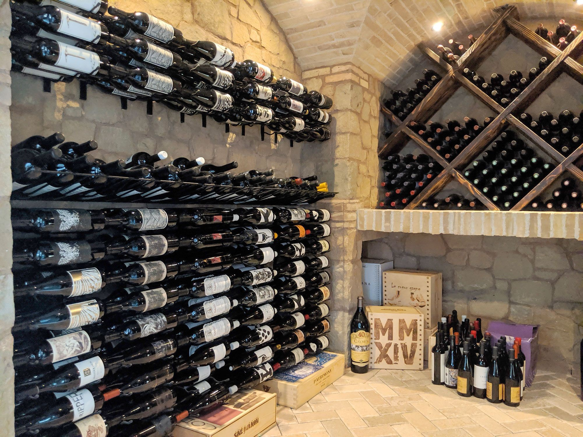 Custom Wine Cellar Project Gallery