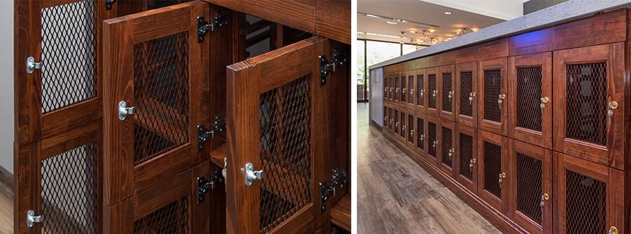 High Rise Wine Lockers - Phoenix, AZ