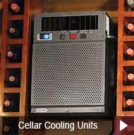 Cellar Cooling Units