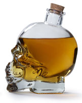 Skull Whisky Decanter