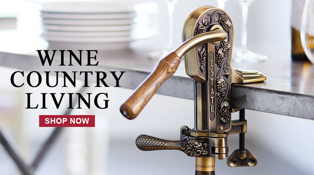 Wine Country Living - SHOP NOW