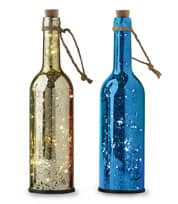 Summer Wine Bottle Lights
