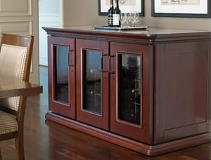 Compare Wine Credenzas