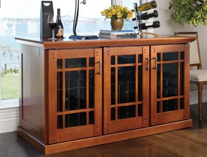 Wine Cabinet Comparisons