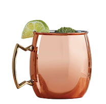 Polished Moscow Mule