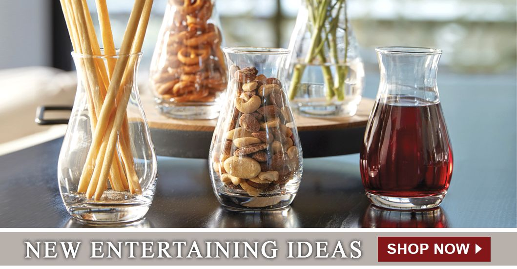 New Entertaining Ideas for Wine Lovers - SHOP NOW