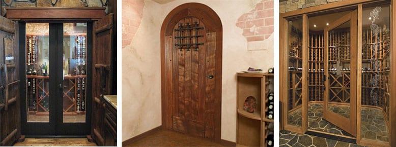 Wine Cellar Doors Across