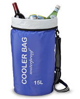 Waterproof Blue Cooler Bag