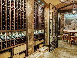 Projects Portfolio Wine Racking and Cellars