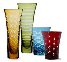 Fiesta Flutes and Tumblers Bundle