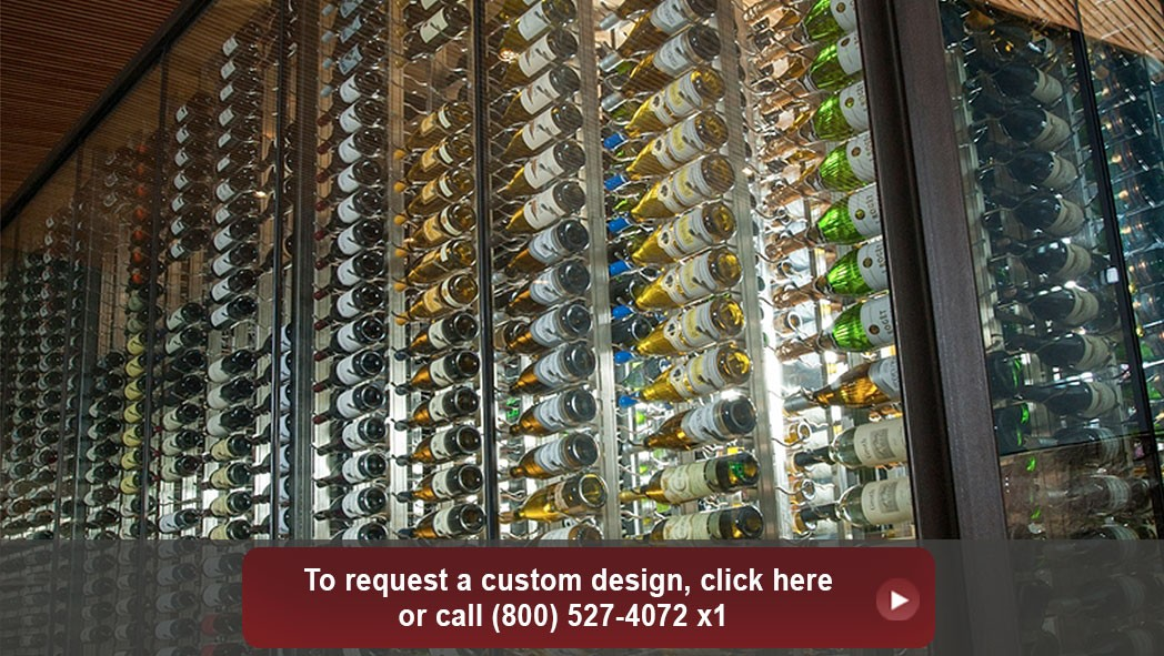 Thousands of serious wine collectors choose IWA. Request a custom wine cellar design by clicking here.