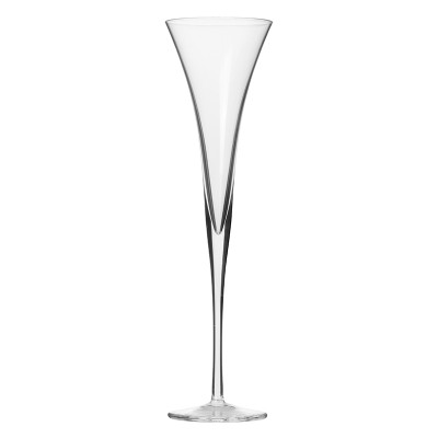 Trumpet Champagne Flutes Set Of 2 27339 Iwa Wine
