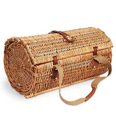 Picnic Basket Wine And Cheese 7552 Iwa Wine Accessories