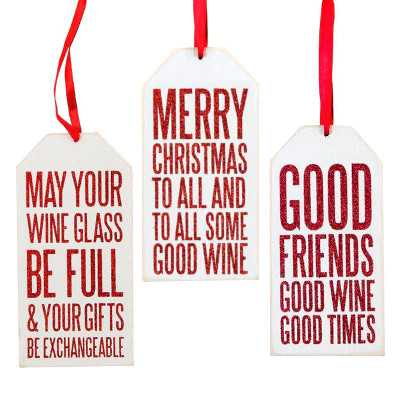 Wine bottle gift tags 19459 iwa wine holiday wine bottle gift tags 19460 negle Image collections