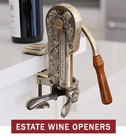 Estate Wine Openers