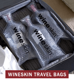 WineSkin Travel Bags