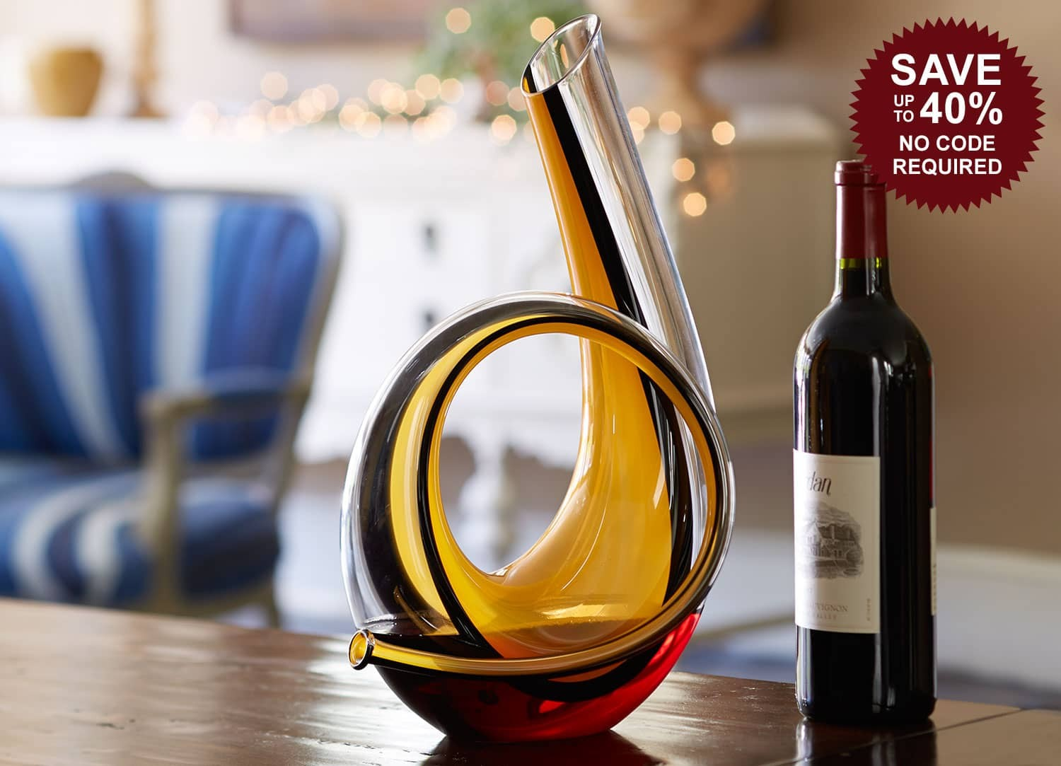 Select Riedel Glassware - 20% Off - No Code Required