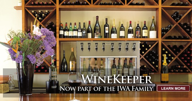 IWA announces WineKeeper acquisition