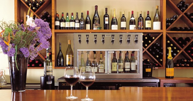 WineKeeper Home Wine Bar